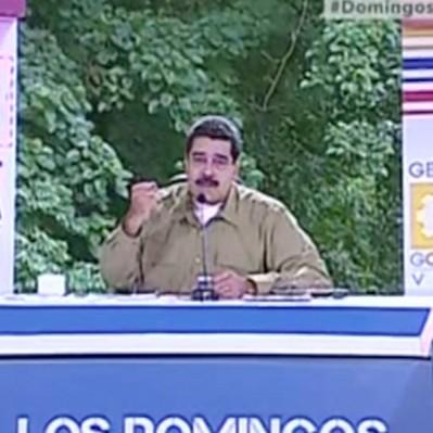 """Maduro: Constituyente de Venezuela podrá hacer """"todo lo que quiera"""""""