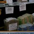 Desarticulan organización dedicada al tráfico de drogas