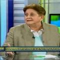 """Lourdes Alcorta: """"Nosotros no íbamos a censurar al señor Vizcarra"""""""