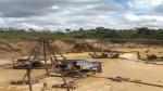 Madre de Dios: destruyen pozas en operativo contra la minería ilegal - Noticias de arequipa
