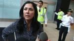 Nadine Heredia: Señora Keiko su padre fue condenado por usurpar funciones - Noticias de nadine heredia
