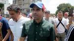 """Venezuela: Capriles denuncia """"emboscada"""" violenta de militares - Noticias de protesta nacional"""