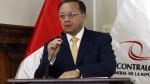 CAN Anticorrupción pide a contralor abstenerse de participar en este espacio - Noticias de contraloría general de la república