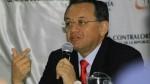 Alarcón reitera que no renunciará: Tengo pruebas de mi inocencia - Noticias de transparencia internacional