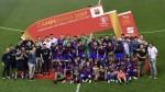 Barcelona se coronó campeón de la Copa del Rey tras vencer 3-1 a Alavés - Noticias de neymar