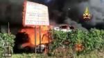 Italia: alarma en Roma por incendio cerca del Vaticano - Noticias de explosión