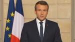 """Macron: """"Estados Unidos le dio la espalda al mundo"""" - Noticias de cesar bedon"""