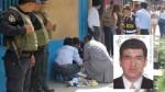 Tarapoto: dictan 5 meses de prisión preventiva para sujeto que quemó a su expareja - Noticias de fernando ruiz