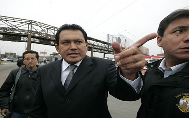 Félix Moreno saldrá libre con comparecencia restringida — Caso Odebrecht