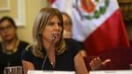 Citarán a ministras Aljovín y García al Congreso por caso Pura Vida - Noticias de patricia garcía