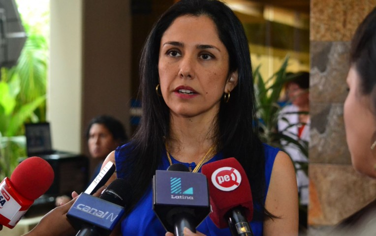 Congreso: aprueban recomendar denunciar a Nadine Heredia por presunta usurpación de funciones