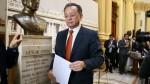 Edgar Alarcón cree que Alfredo Thorne debería ser removido del MEF - Noticias de investigación preliminar