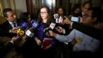 Bartra: Thorne debe renunciar para proteger institucionalidad - Noticias de institucionalidad del per��