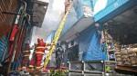 Incendio en Mesa Redonda: ordenarán clausura temporal de galería 'La Cochera' - Noticias de ana mendoza