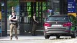 Alemania: feroz tiroteo en una estación de trenes dejó 4 heridos graves - Noticias de melbourne