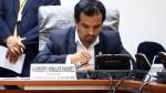 Mesa de Mujeres Parlamentarias rechazó declaraciones de Morales - Noticias de karla schaefer
