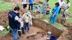 Madre Mía: Fiscalía exhumó un cuerpo como parte de la investigación - Noticias de terrorismo