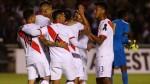 Perú derrotó 3-1 a Jamaica con goles de Flores, Tapia y Guerrero - Noticias de arequipa