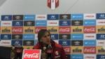 """Gareca sobre Pizarro: """"Me pone contento que tenga ganas de participar"""" - Noticias de claudio pizarro"""