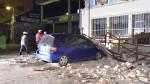 Terremoto en frontera entre México y Guatemala deja al menos 2 muertos - Noticias de mujer golpeada