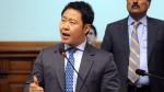"""Kenji Fujimori: """"Lobbies no deben dictar agenda del Congreso"""" - Noticias de luis galarreta"""