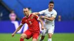 Rusia ganó 2-0 a Nueva Zelanda en choque inaugural de Copa Confederaciones - Noticias de poste