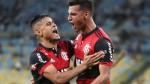 Miguel Trauco salvó de la derrota al Flamengo ante Fluminense - Noticias de flamengo