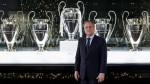 Florentino Pérez inició su quinto mandato al frente del Real Madrid - Noticias de tonecho otero