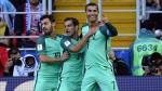 Cristiano dio el triunfo 1-0 a Portugal sobre Rusia en la Confederaciones - Noticias de real madrid