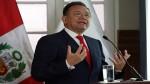 Contralor Edgar Alarcón negó haber obtenido su título de forma fraudulenta - Noticias de