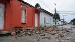 Guatemala y El Salvador fueron sacudidos por sismo de magnitud 6,7 grados - Noticias de jimmy zegarra