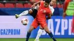 Chile y Alemania empataron 1-1 en Kazán por la Copa Confederaciones - Noticias de la arena