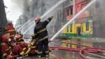 Incendio en Las Malvinas: Fiscalía inició investigación por explotación laboral - Noticias de trata de personas