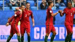 Portugal goleó 4-0 a Nueva Zelanda y avanzó a semifinales de Confederaciones - Noticias de fernando gomes
