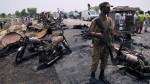 Pakistán: explosión de camión cisterna deja al menos 139 muertos - Noticias de coche bomba