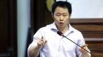 Kenji Fujimori: Ruido político lo generan el Gobierno y la oposición - Noticias de ppk