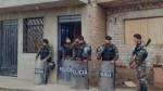 'Los babys de Oquendo': capturan en Tumbes a tres policías - Noticias de actos delictivos