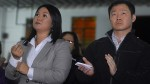 Kenji Fujimori: Pongo las manos al fuego por Keiko - Noticias de luz salgado