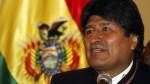 Bolivia: Morales dice que eliminará visado a estadounidenses si hay reciprocidad - Noticias de peter brabeck