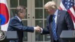Donald Trump estará este año en Corea del Sur, afirma mandatario surcoreano - Noticias de filipinas