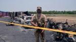 Pakistán: aumentó a 190 la cifra de muertos por incendio de camión cisterna - Noticias de cisterna
