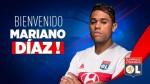 Real Madrid traspasó a Mariano Díaz al Olympique Lyon - Noticias de real madrid