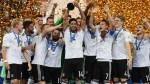 Alemania acabó con el sueño de Chile y ganó la Copa Confederaciones - Noticias de marc ter stegen