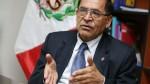 Quintanilla: Errores de Alarcón le restaron autoridad moral a la Contraloría - Noticias de audios