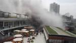 Incendio en Larcomar: PNP asegura que UVK es responsable de homicidio culposo - Noticias de trujillo