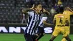 Alianza Lima ganó a Unión Comercio con un solitario gol de Alejandro Hohberg - Noticias de alexis cossio