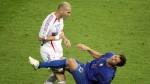 Mundial Alemania 2006: cabezazo de Zidane a Materazzi cumple 11 años - Noticias de alemania