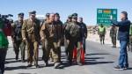 Bolivia liberó a carabineros de Chile que fueron detenidos en la frontera - Noticias de bolivia