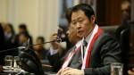 Kenji Fujimori: las razones por las que le abrieron proceso discplinario - Noticias de circos en lima