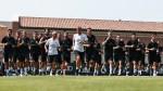 Real Madrid completó su primer entrenamiento en Estados Unidos - Noticias de real madrid